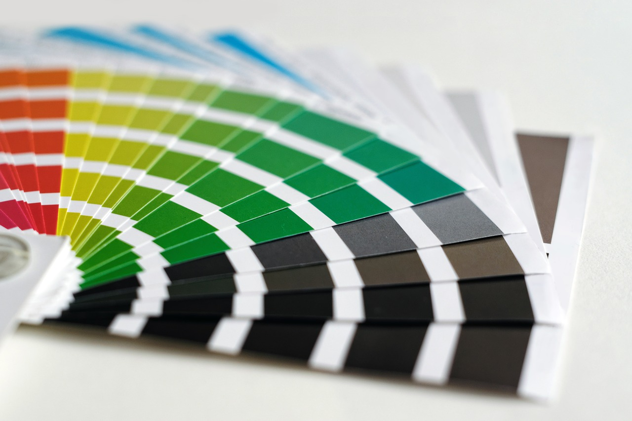 Print Colours Explained