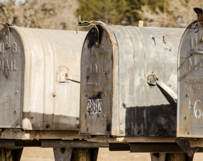 What are you looking for from direct mail?